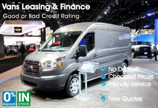 000578bba726 No Deposit Vans Leasing is Cheaper at Time4Leasing