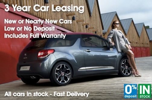 3 Years Car Leasing