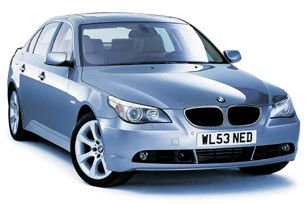 BMW 5-series Saloon Car Leasing