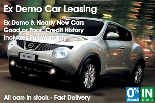 Ex Demo Car Leasing