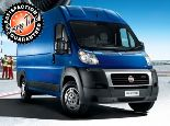 Fiat Ducato 30 SWB Diesel 2.3 Multijet 110 (Nearly New)