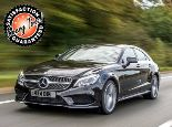 Mercedes CLS 320 Cdi Tip Auto Full Leather AMG Style Alloys Xenons