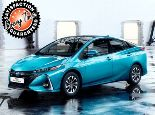 Toyota Prius Hatchback 1.8 VVTi (Petrol/Electric Hybrid) Business Edition 5dr CVT Auto