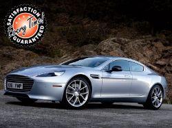 Aston Martin Rapide Car Leasing