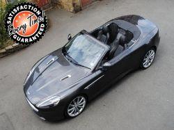 Aston Martin Virage Car Leasing
