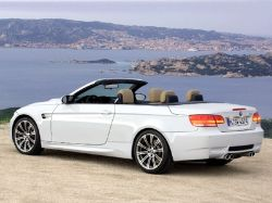 BMW M3 Convertible Vehicle Deal