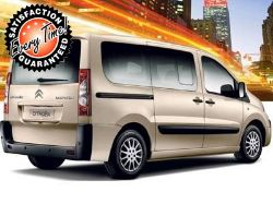 Citroen Dispatch Combi Van Vehicle Deal