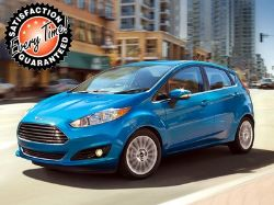 Ford Fiesta Vehicle Deal