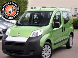 Fiat Qubo Vehicle Deal