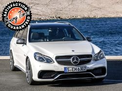 Mercedes E-Class Estate Car Leasing