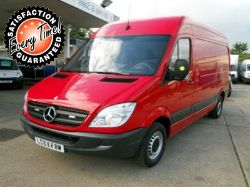Mercedes Sprinter MWB Van