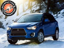 Mitsubishi ASX Car Leasing