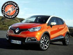 Renault Captur Car Leasing