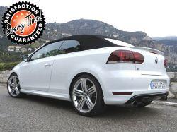 VW Golf Convertible Car Leasing