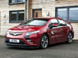 Vauxhall Ampera Car Leasing