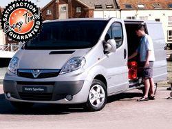 Vauxhall Vivaro LWB Van