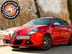 Alfa Romeo Giulietta Car Leasing
