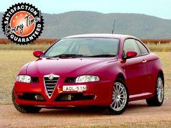 Alfa Romeo GT Coupe Car Leasing