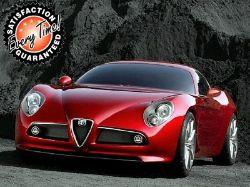 Alfa Romeo Spider Car Leasing