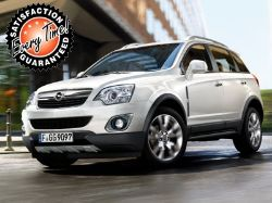 Vauxhall Antara Car Leasing