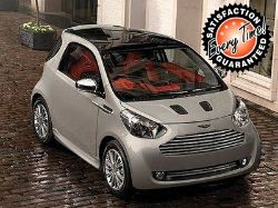 Aston Martin Cygnet Car Leasing