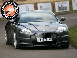 Aston Martin DBS Car Leasing