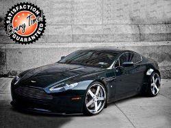 Aston Martin Vantage Car Leasing