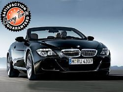 BMW 6 Series Convertible Vehicle Deal