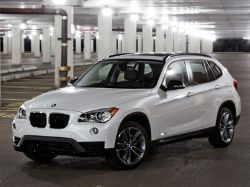 BMW X1 (Nearly New) Car Leasing