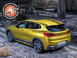 BMW X2 Series Car Leasing