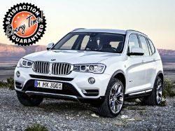BMW X3 Vehicle Deal