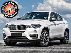 BMW X6 Car Leasing