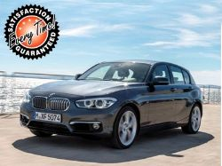 BMW 1 SERIES Car Leasing
