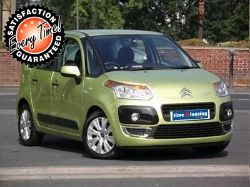 Citroen C3 Picasso Car Leasing