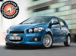 Chevrolet Aveo Car Leasing