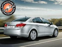 Chevrolet Cruze Saloon Car Leasing