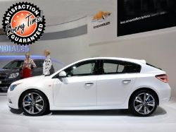 Chevrolet Cruze Car Leasing