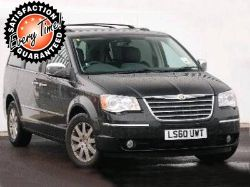 Chrysler Voyager Car Leasing