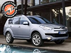Citroen C-Crosser Car Leasing