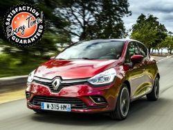 Renault Clio Car Leasing