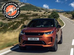 Land Rover Discovery Car Leasing