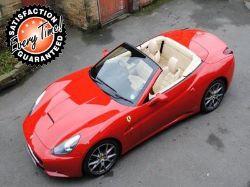 Ferrari California (Used) Car Leasing