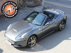 Ferrari California (Ex Demo) Car Leasing