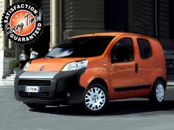 Fiat Fiorino Combi Van Vehicle Deal