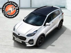 KIA Sportage New Car Leasing