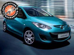 Mazda 2 Car Leasing