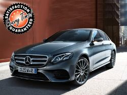 Mercedes E Class New Car Leasing