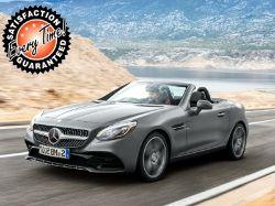 Mercedes SLC Car Leasing