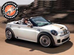 Mini Convertible Car Leasing