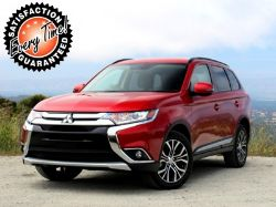 Mitsubishi Outlander Car Leasing